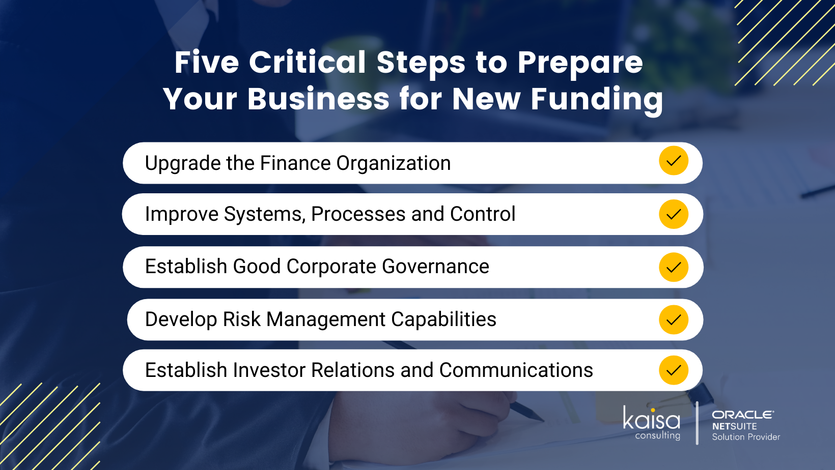 https://www.kaisa.com/wp-content/uploads/2021/10/Five-Critical-Steps-to-Prepare-Your-Business-for-New-Funding-FBLI-1.png